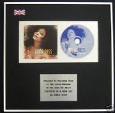 DIANA ROSS - CD Album Award - EVERYDAY IS A NEW DAY